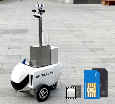 智能时代,巡逻机器人应用物联网卡代替人工巡检
